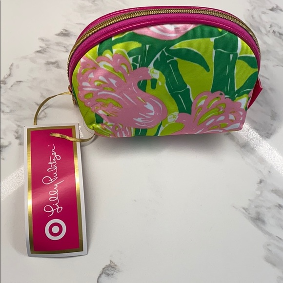 Lilly Pulitzer for Target small cosmetic bag NWT